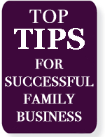 Top Tips for Successful Family Business