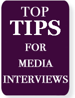 Top Tips for Media Interviews