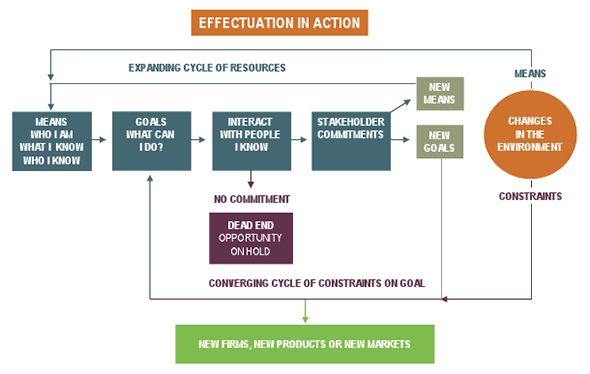 Effectual Cycle