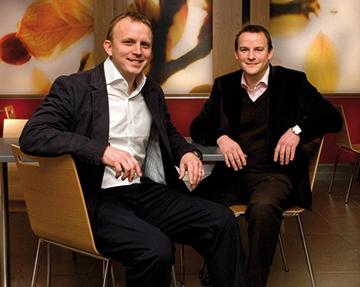 Adrian & Ian Wilson